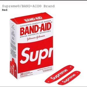 Supreme Bandaids